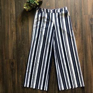 [New York & Co] striped pants